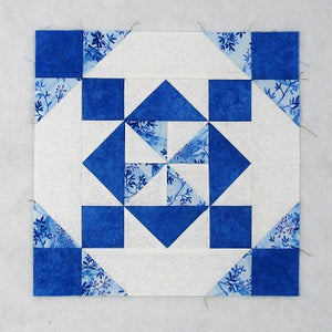 Square Within Squares Quilt Block Tutorial