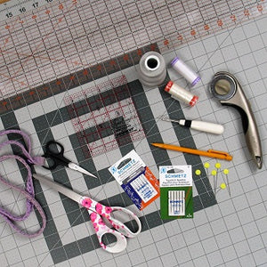 Basic Quilting Supplies You Need to Begin Quilting