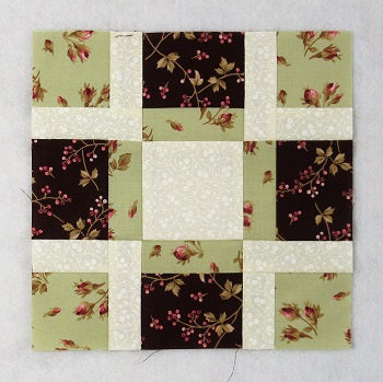 strips and squares quilt block