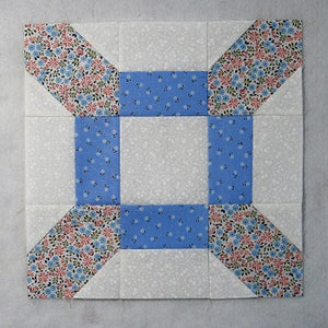 Easy Quilt Block Tutorial - Great for Beginners!