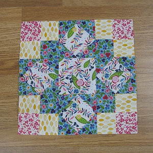 Traditional Quilt Block with No Name!