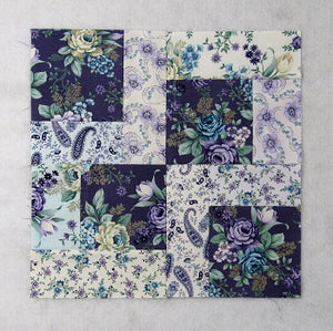 How to Make the Super Easy Patience Corners Quilt Block