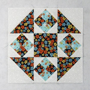 How to Create a Pinwheel Quilt Block