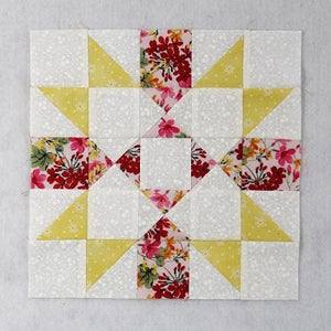 Providence Quilt Block Pattern - Beginner Friendly
