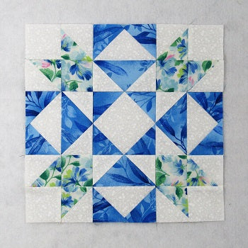 Indian Puzzle Quilt Block Free Tutorial
