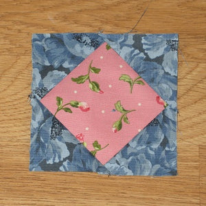 How to Sew a Basic Square in a Square Block