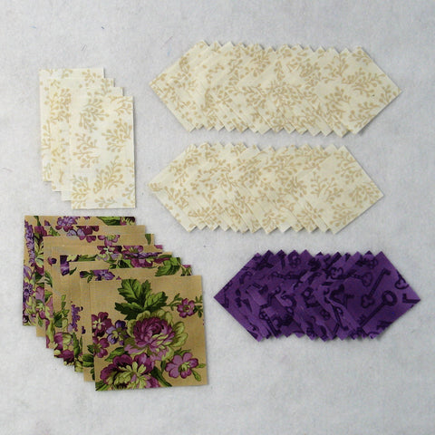 thirteen squares fabric requirements