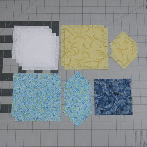 crowning glory quilt block