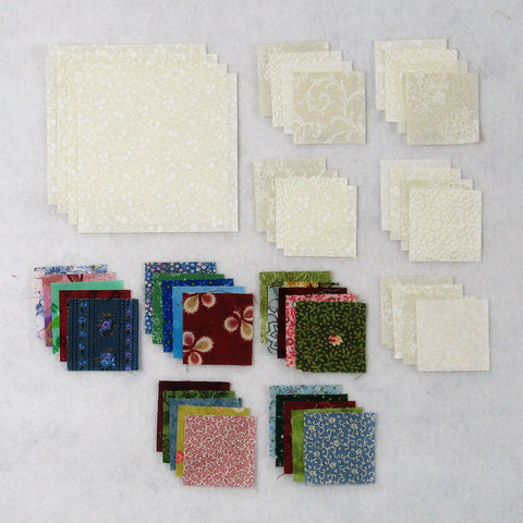 double nine patch fabric requirements