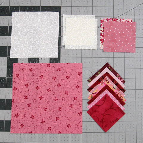 heart fabric requirements