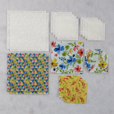 honeymoon quilt block fabrics
