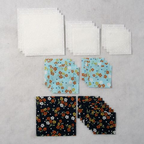 star pattern fabric requirements