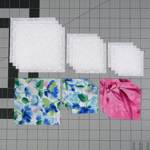 tulip lady fingers fabric requirements