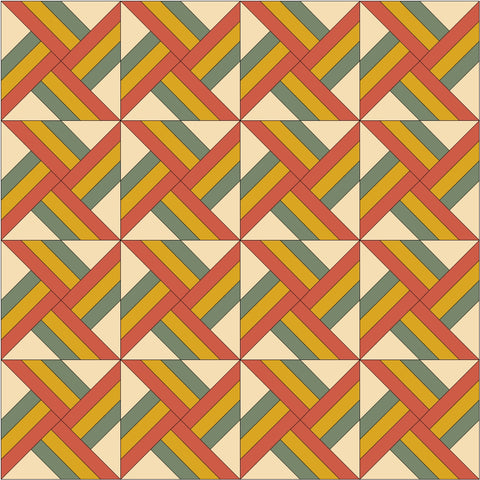 Free Pattern - Whirlwind Quilt Block – fabric-406