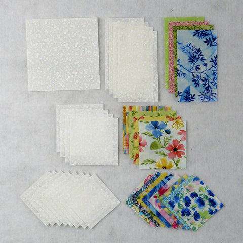 amish star fabric requirements