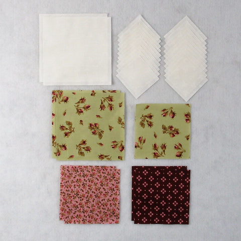 blocks and stars fabric requirements