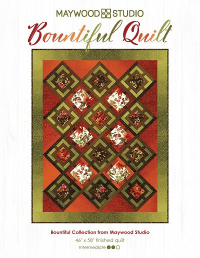 bountiful quilt pattern