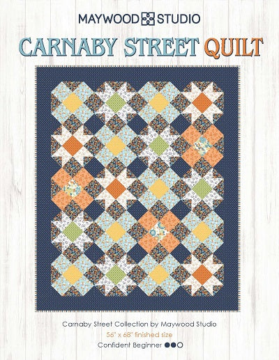 carnaby street quilt picture