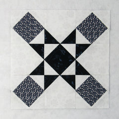 cats and mice quilt block