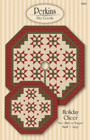 holiday cheer pattern picture