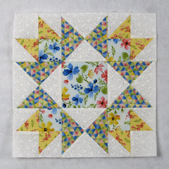 honeymoon quilt block
