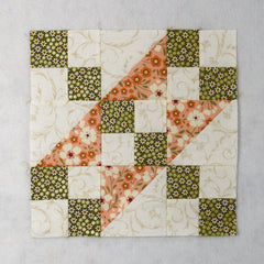 jacobs ladder quilt block