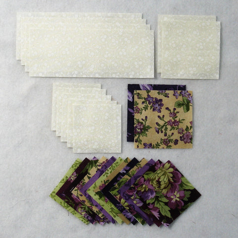 mrs kellers nine patch fabric requirements