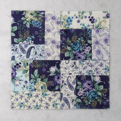 patience corners quilt block