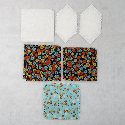 pinwheel quilt fabric requirements