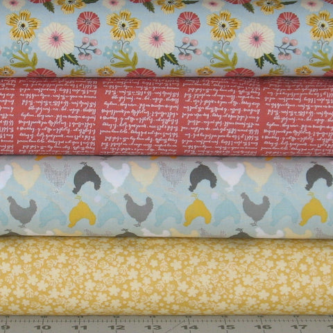 prairie sisters fabric bundle