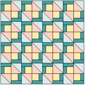 picket fence quilt 1
