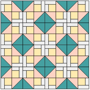 picket fence quilt 4