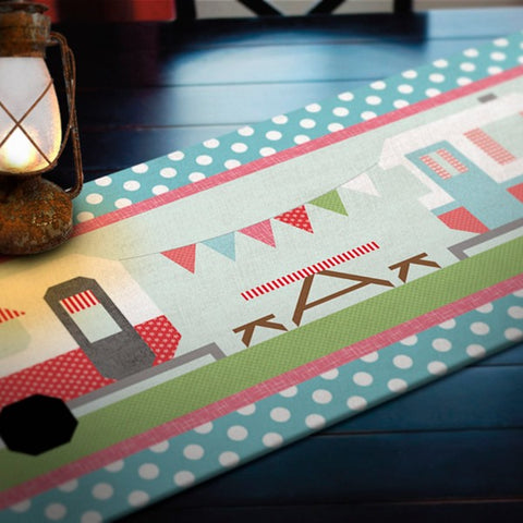 camping table runner