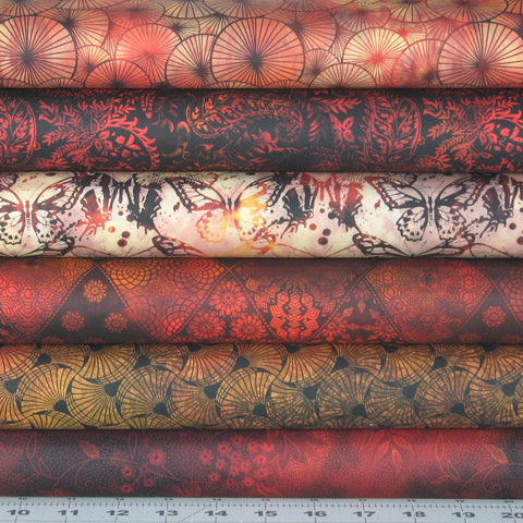 seasons fabric bundle