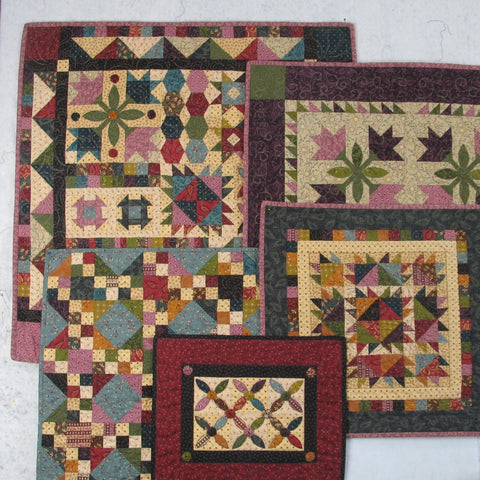 simple whatnots quilts