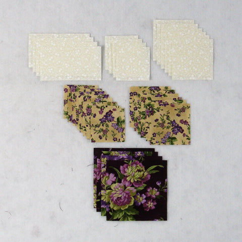straw flowers fabric requirements