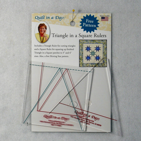 quilt in a day ruler