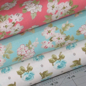 Aubrey 3 fabric bundle