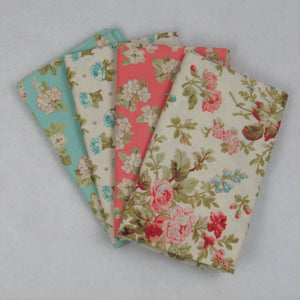 Aubrey 4 fabric bundle