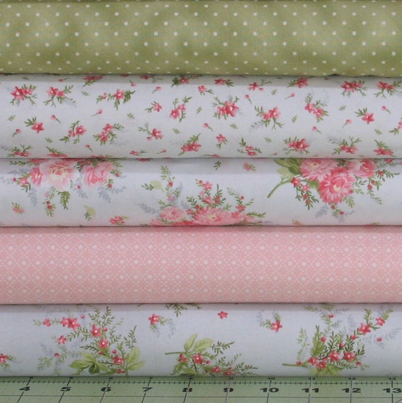 Heather Fabric Bundle