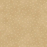 tan scattered dots