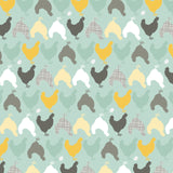 chicken fabric