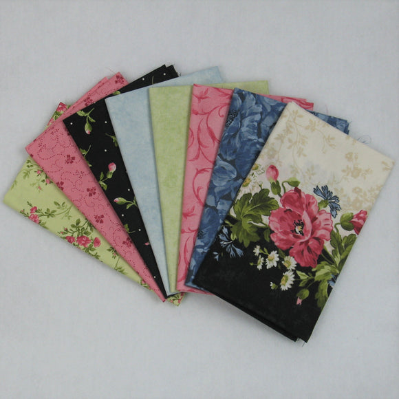 Poppies fat quarter bundle