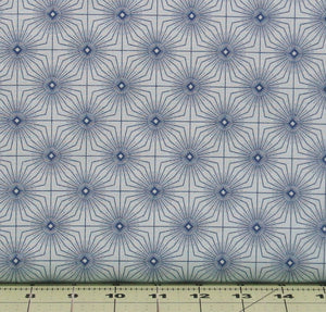 Blue Tonal Blender from the Gentle Breeze Collection by Jan Douglas for Maywood Studio, 8519-B