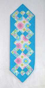 Simply a Pleasure Table Runner Kit for Sale using the Tribeca Collection by Timeless Treasurers
