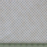 Small Aqua Dots on a Mottled Cream from the Welcome Home Collection by Maywood Studio