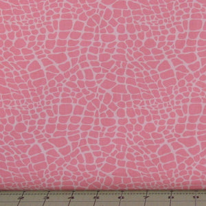 Croc Blender in Pink from the My Gray or the Highway Collection by Jack!e Studios for Camelot Fabrics, 4142208-02