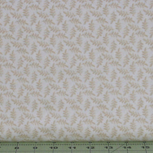 Variegated Leaves on Ivory Background from the The Little Things Collection from Robin Kingsley of Bird Brain Designs for Maywood Studio, 9103-E