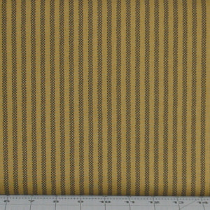 Brown Tonal Check Stripe from the Itty Bitty Collection by Janet Rae Nesbitt from Henry Glass Fabrics, 2149-38