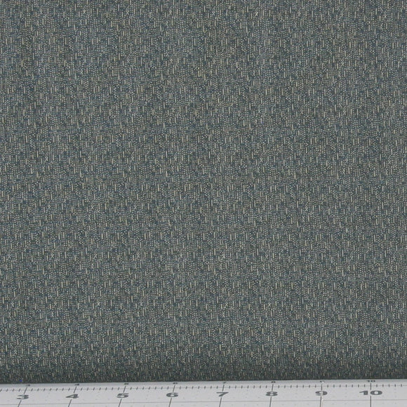 Teal Tonal Texture from the Itty Bitty Collection by Janet Rae Nesbitt for Henry Glass Fabrics, 2151-76